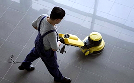stripping and waxing floor janitorial services ottawa