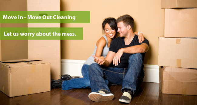 Move In Out Cleaning Services Ottawa